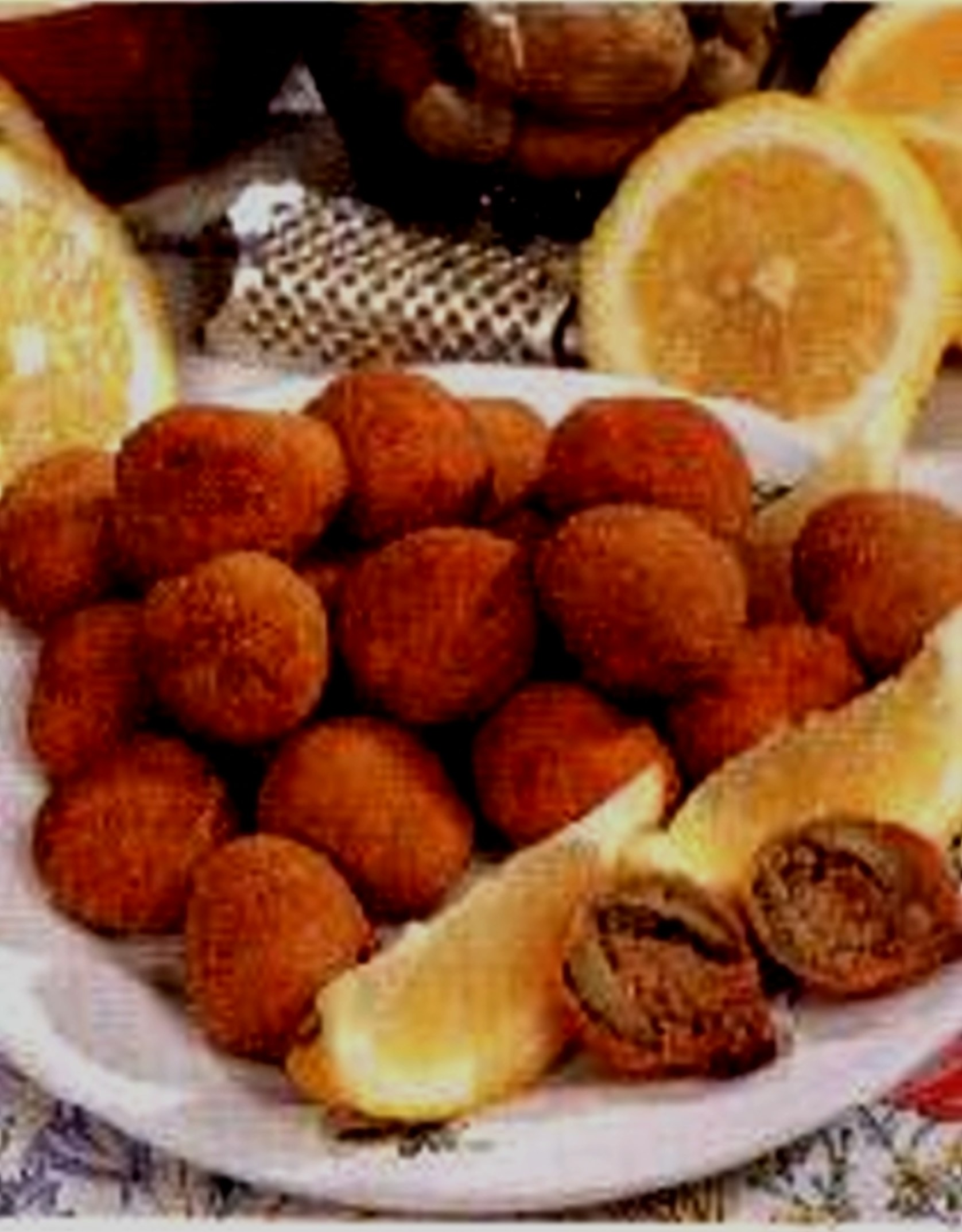Ascolanische Oliven